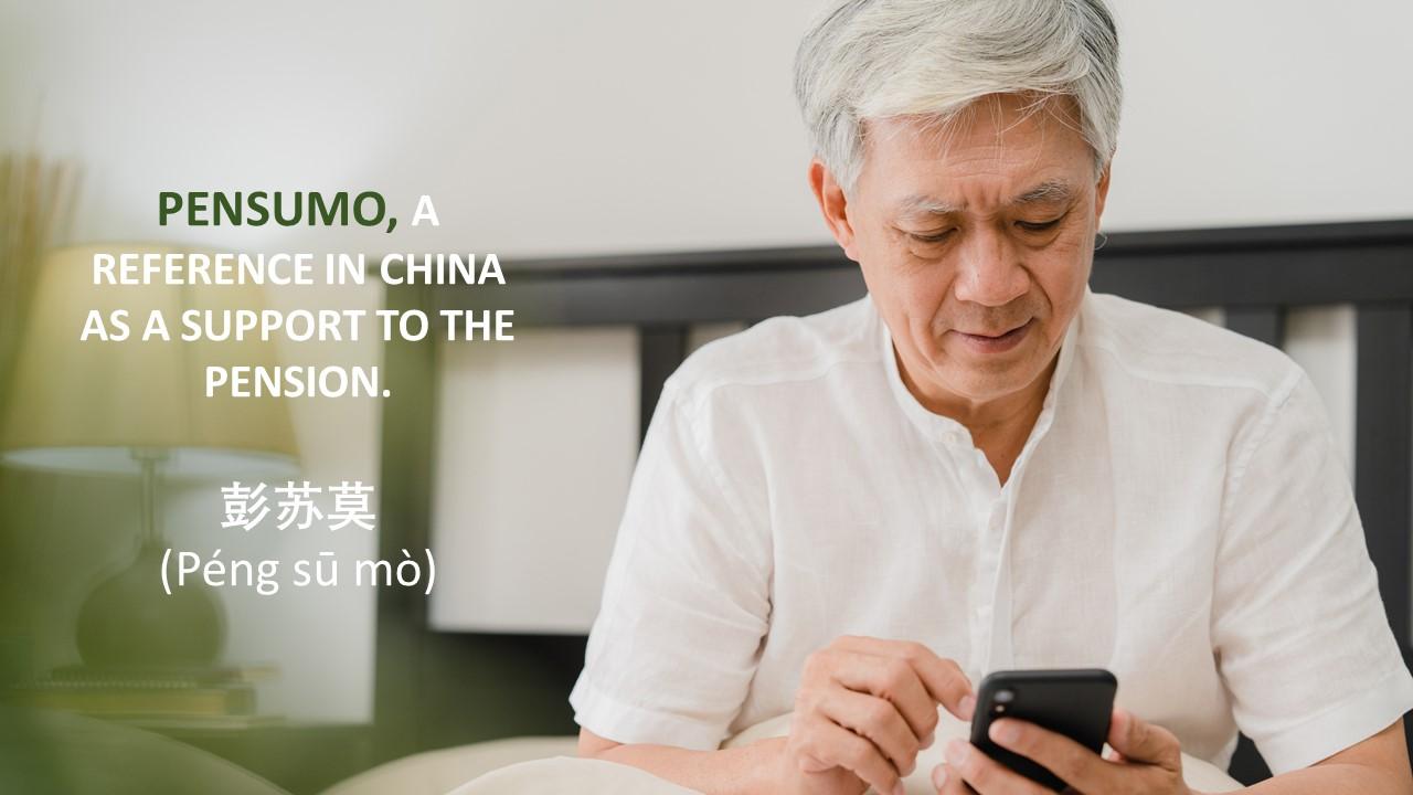 PENSUMO como ejemplo en China