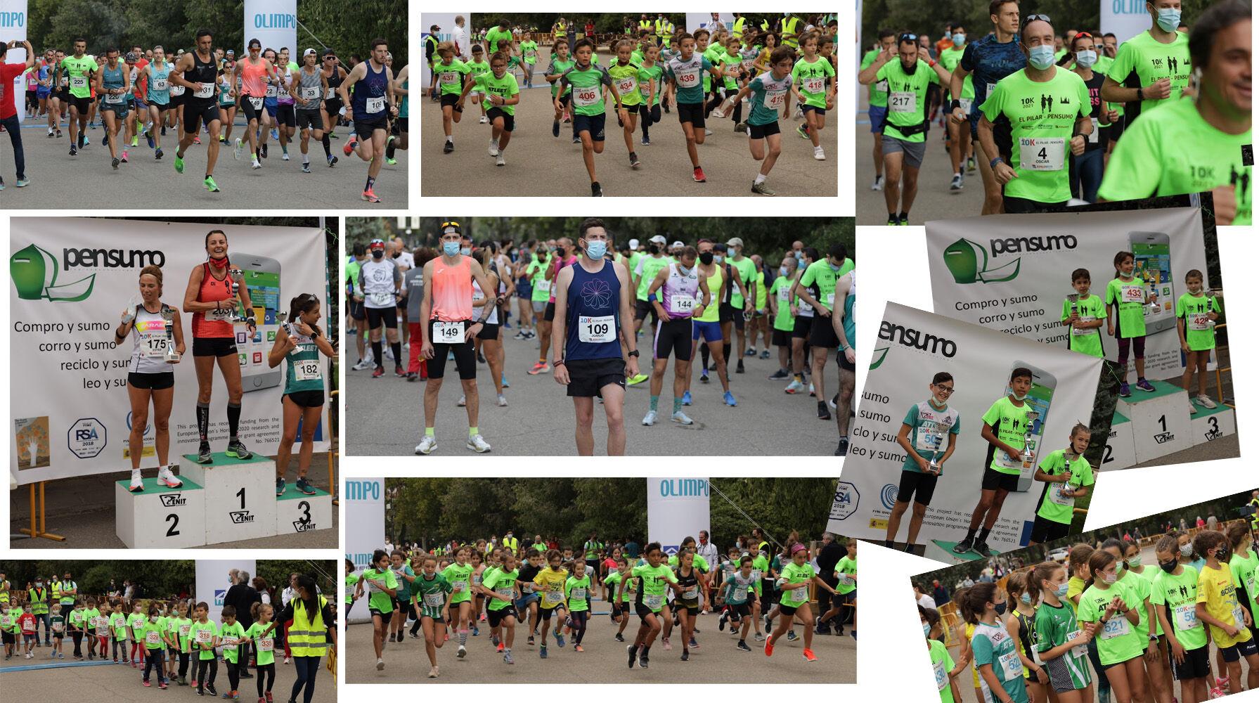 10K El Pilar – PENSUMO (III Savings Race)